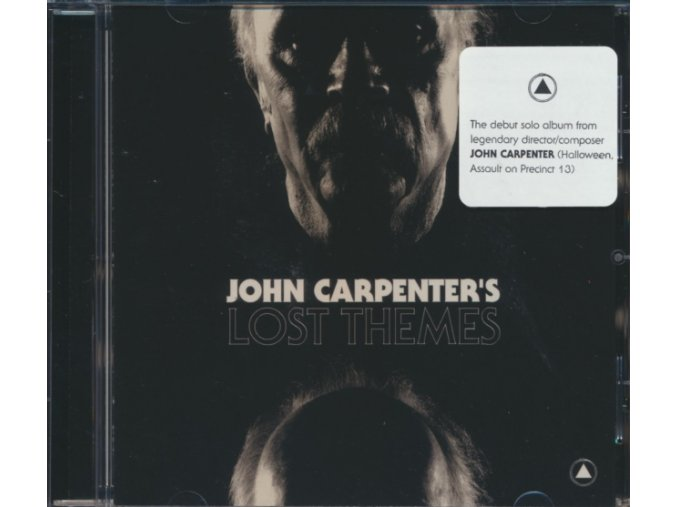 JOHN CARPENTER - Lost Themes (CD)