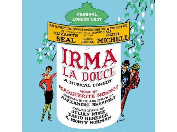 ORIGINAL LONDON CAST - Irma La Douce (CD)