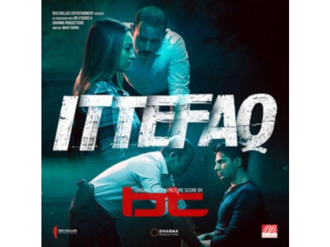 BT - Ittefaq (Official Orchestral Score Album) (CD)