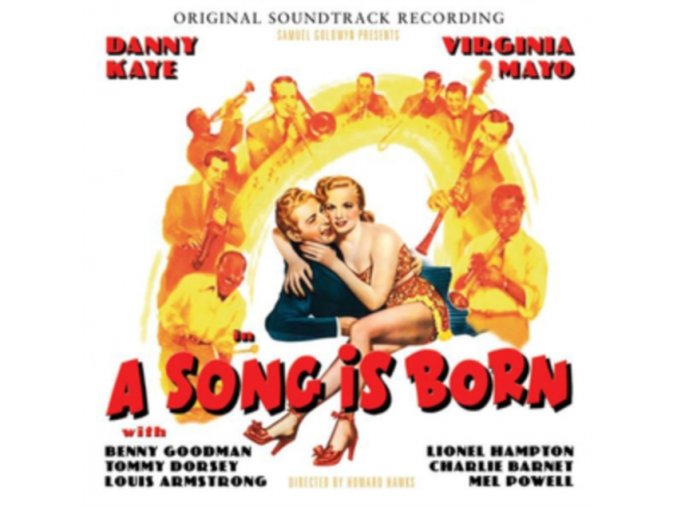 ORIGINAL SOUNDTRACK / VARIOUS ARTISTS - A Song Is Born (CD)