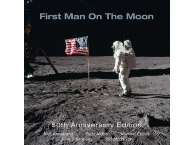 ORIGINAL SOUNDTRACK / VARIOUS ARTISTS - First Man On The Moon (50th Anniversary Edition) (CD)