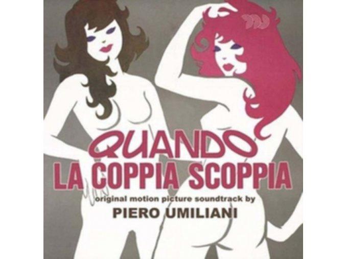 ORIGINAL SOUNDTRACK / PIERO UMILIANI - Quando La Coppia Scoppia (CD)