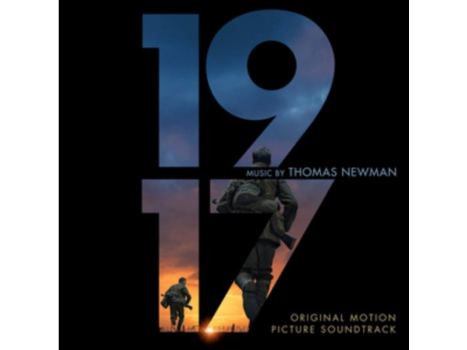 ORIGINAL SOUNDTRACK / THOMAS NEWMAN - 1917 (CD)