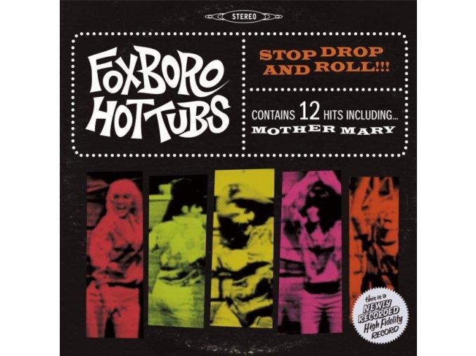 FOXBORO HOT TUBS - Stop Drop & Roll!!! (Psychedelic Green Vinyl) (Rocktober 2020) (LP)