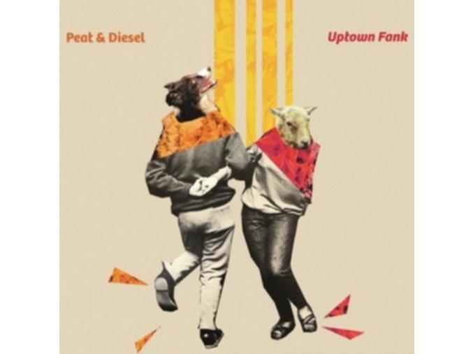 PEAT & DIESEL - Uptown Fank (LP)
