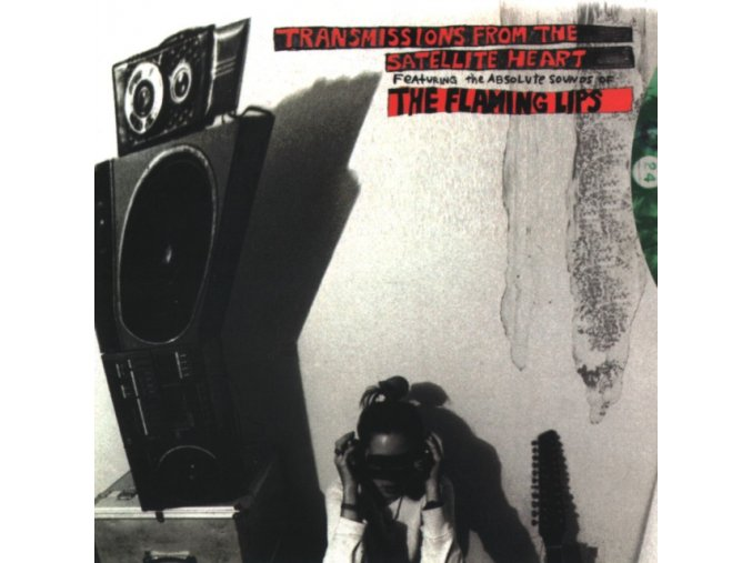 FLAMING LIPS - Transmissions From The Satellite Heart (Grey Vinyl) (Rocktober 2020) (LP)