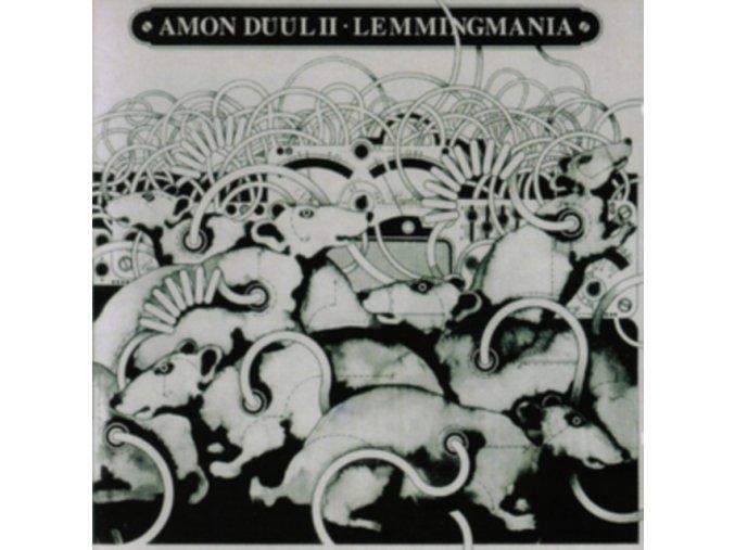 AMON DUUL II - Lemmingmania (LP)