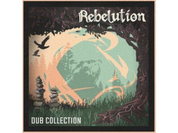 REBELUTION - Dub Collection (LP)
