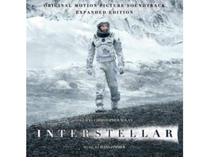 HANS ZIMMER - Interstellar - Original Soundtrack (4 LP)