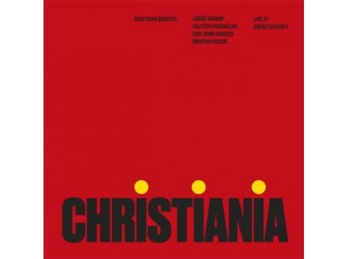 FREETOWN QUARTET - Christiania Live At Borneteat (LP)