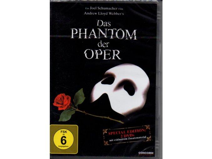 Fantom opery - Das Phantom der Oper (2 DVD)