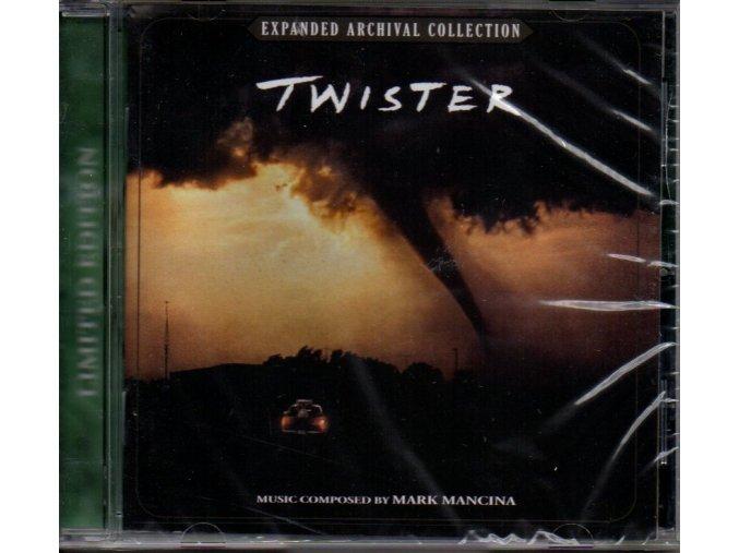 twister score cd mark mancina