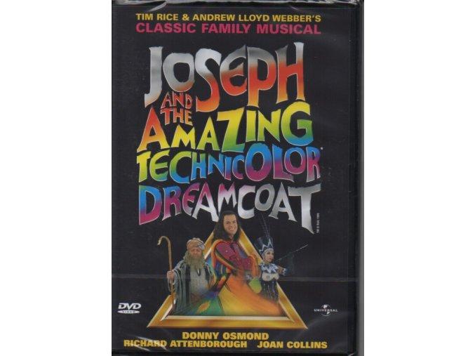 Josef a jeho skvostný plášť - Joseph and the Amazing Technicolor Dreamcoat (DVD)