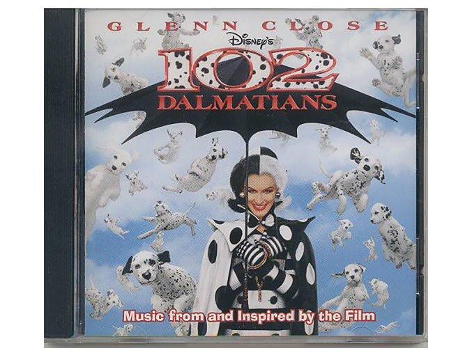 102 dalmatinů (soundtrack) 102 Dalmatians