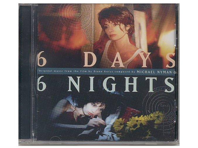 A la folie (soundtrack) Six Days, Six Nights