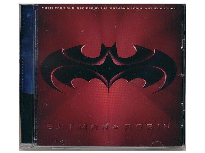 Batman and Robin soundtrack
