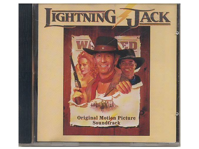 Bleskový Jack (soundtrack) Lightning Jack
