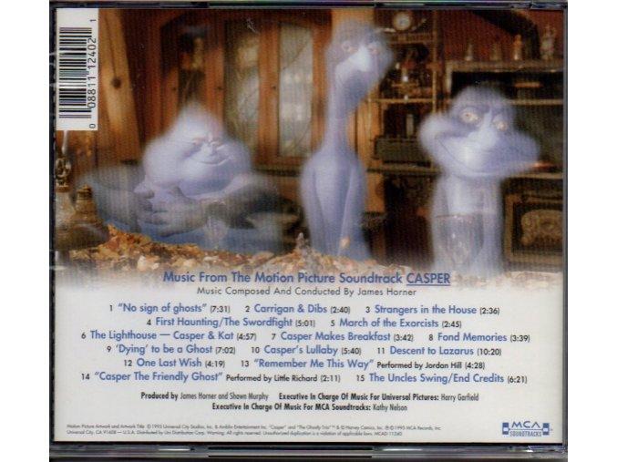 Casper soundtrack