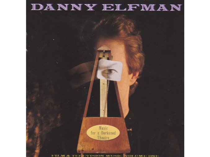 danny elfman music for a darkened theatre vol. 1 cd
