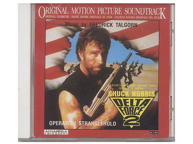 Delta Force 2: Kolumbijská spojka (soundtrack) Delta Force 2: Operation Stranglehold