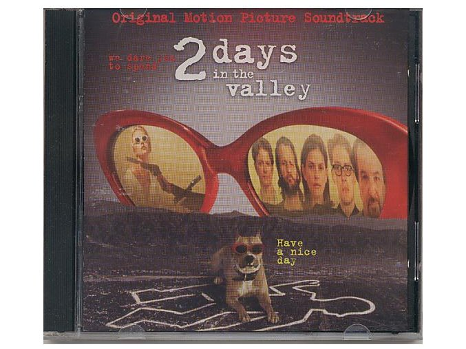 Drsný a drsnější (soundtrack) 2 Days in the Valley