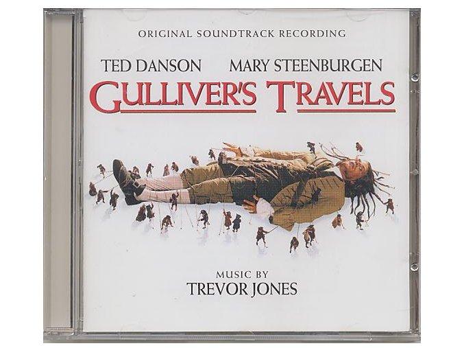 Gulliverovy cesty (soundtrack) Gullivers Travels