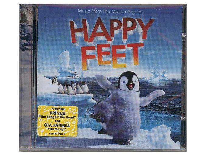 Happy Feet (soundtrack - CD)