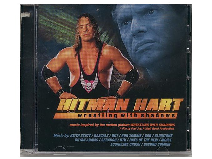Hitman Hart: Wrestling with Shadows soundtrack