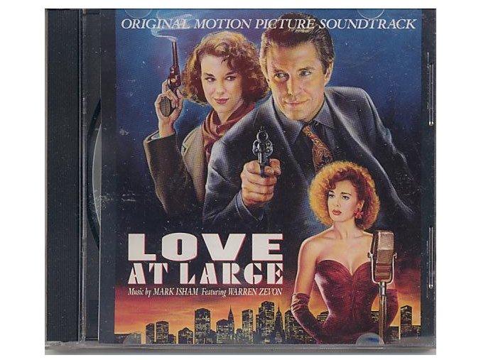 Hledá se láska (soundtrack) Love at Large