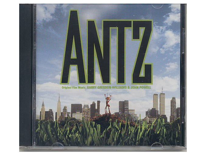 Mravenec Z (soundtrack) Antz