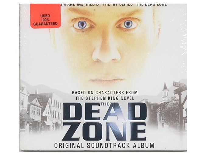 Mrtvá zóna (soundtrack) The Dead Zone
