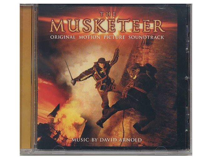 Mušketýr (soundtrack) The Musketeer