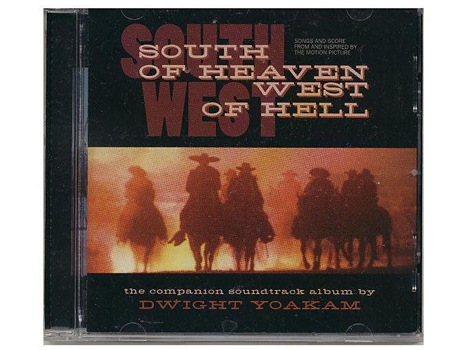 Na jih od nebe, na západ od pekla (soundtrack) South of Heaven, West of Hell