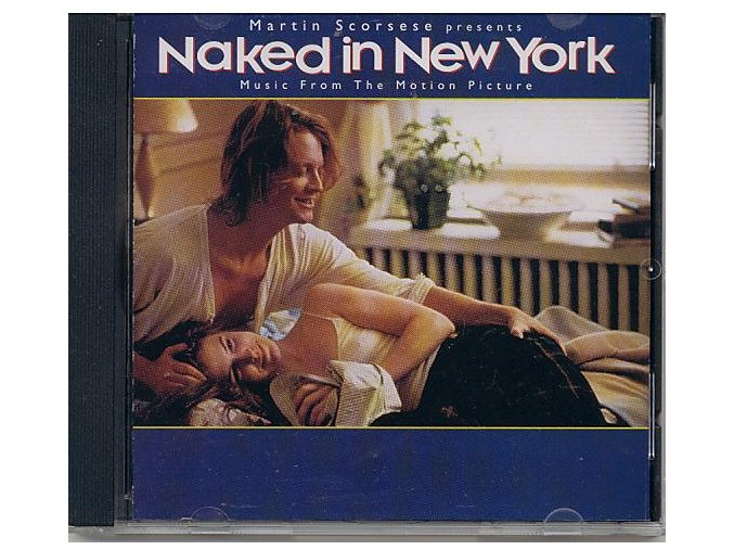 Nahý v New Yorku (soundtrack) Naked in New York