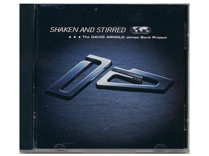 Shaken and Stirred soundtrack