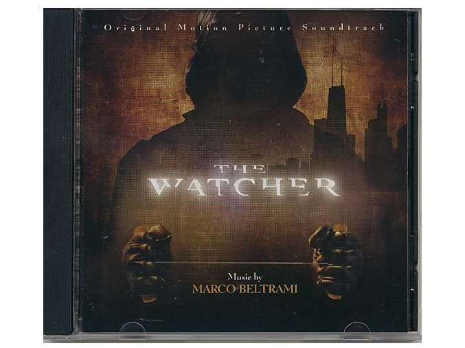 Sleduje tě vrah! (soundtrack) The Watcher