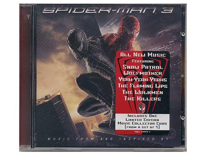 Spider-Man 3 soundtrack