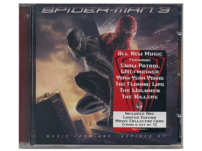 Spider-Man 3 soundtrack
