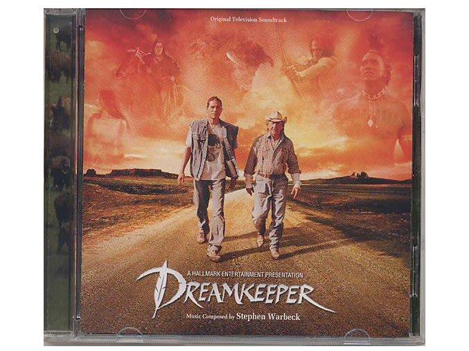 Strážce snů (soundtrack) DreamKeeper