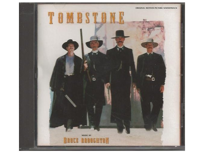 Tombstone soundtrack