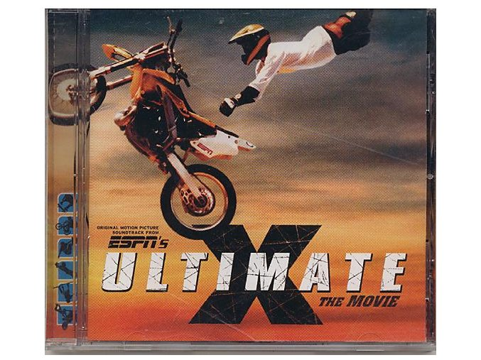 Ultimate X: Adrenalin v krvi (soundtrack) Ultimate X: The Movie
