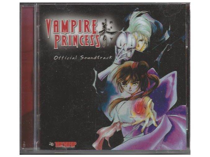 Vampire Princess Miyu soundtrack