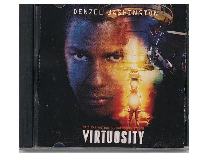 Virtuozita (soundtrack) Virtuosity