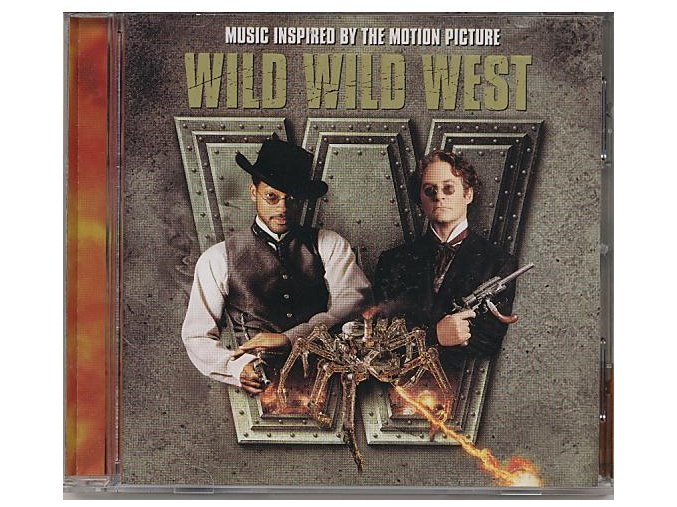 Wild Wild West soundtrack