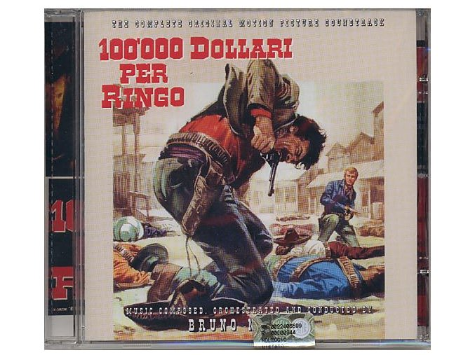 100.000 Dollari Per Ringo (soundtrack - CD)