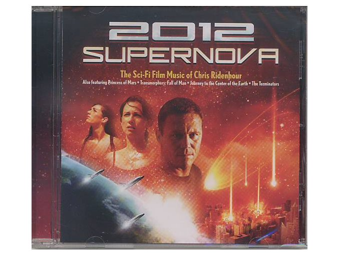 2012 Supernova: The Sci-Fi Film Music of Chris Ridenhour (CD)