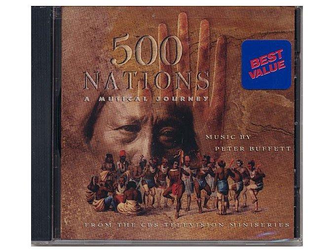 500 Nations (soundtrack - CD)