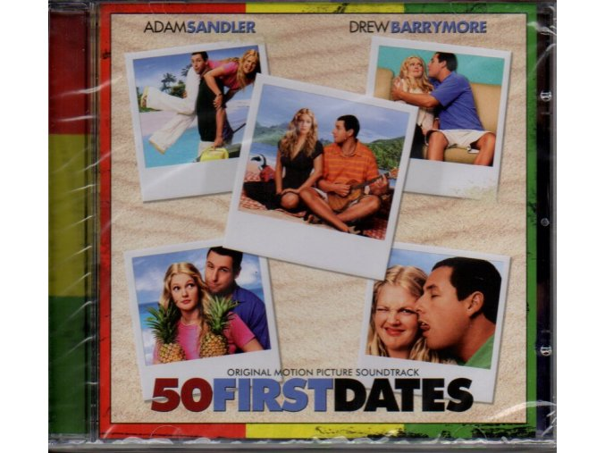 50 first dates soundtrack cd