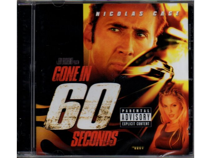 gone in 60 seconds soundtrack cd