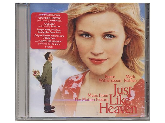 A co když je to pravda (soundtrack - CD) Just Like Heaven